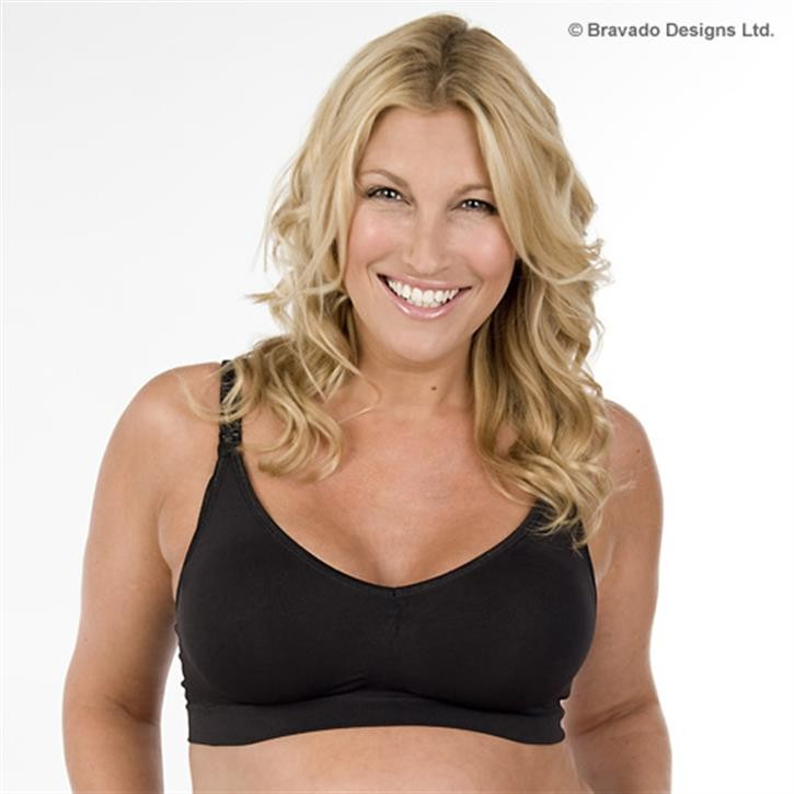 Bravado Still-BH Body Silk Seamless schwarz