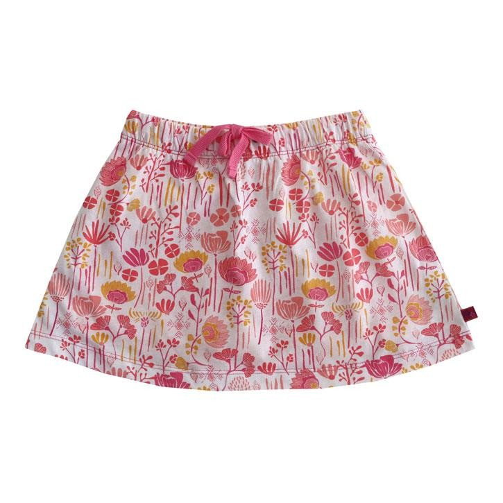 Enfant Terrible Shorts Blumendruck white.pink.sun
