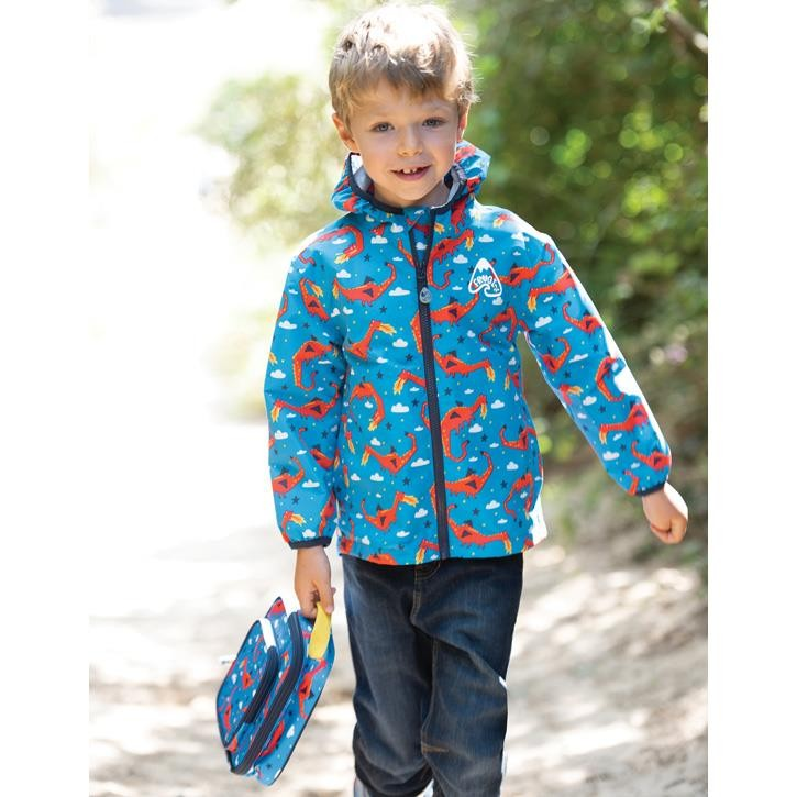 Frugi Rain Or Shine Jacke  Dragon Dreams