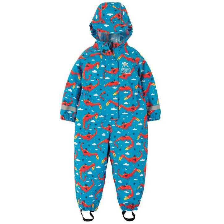 Frugi Rain Or Shine Overall  Dragon Dreams
