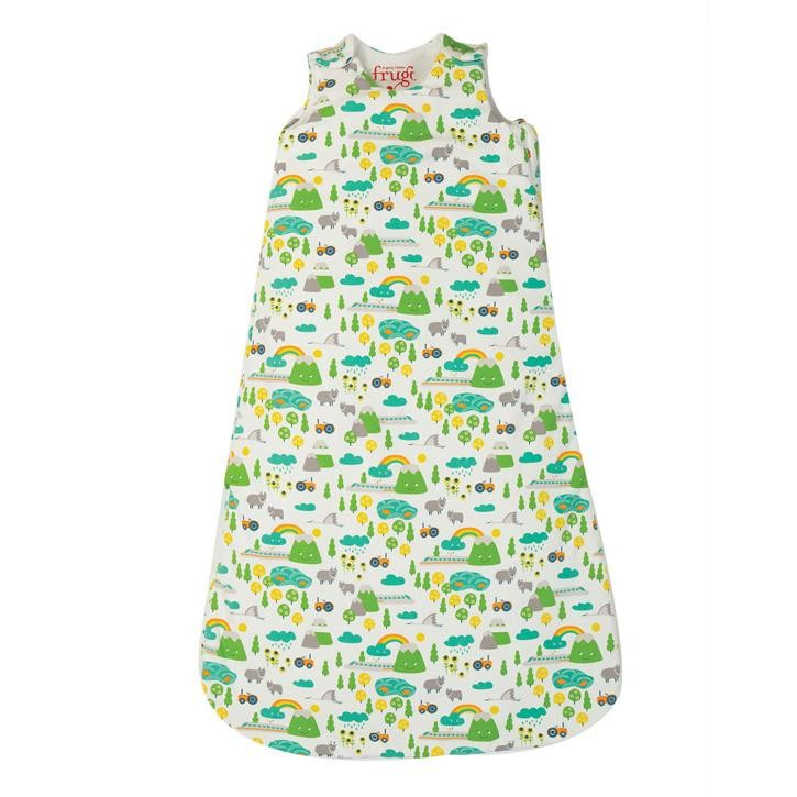 Frugi Snuggler Schlafsack  Land Of The Rising Sun