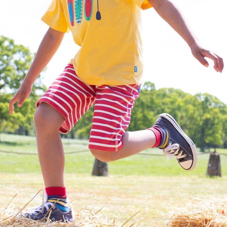Kite Corfe Shorts red Red