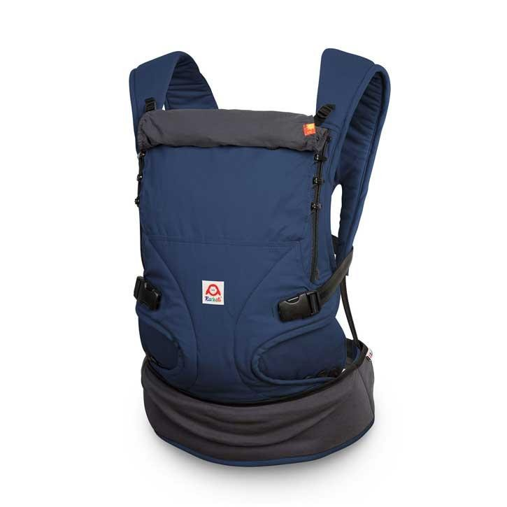 Ruckeli Babytrage Blueberry Slim